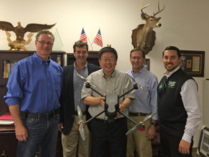 Bringing UAV & 3D printing Technology to Rural Students of Okaloosa County